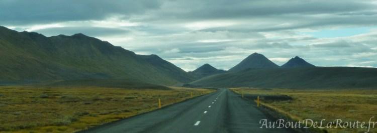 Sur la route des fjords de l'Est