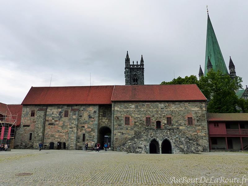 Palais de l'archeveche