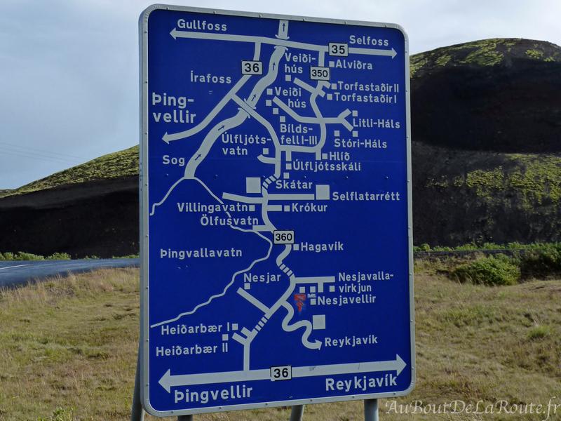Panneau d indication directions