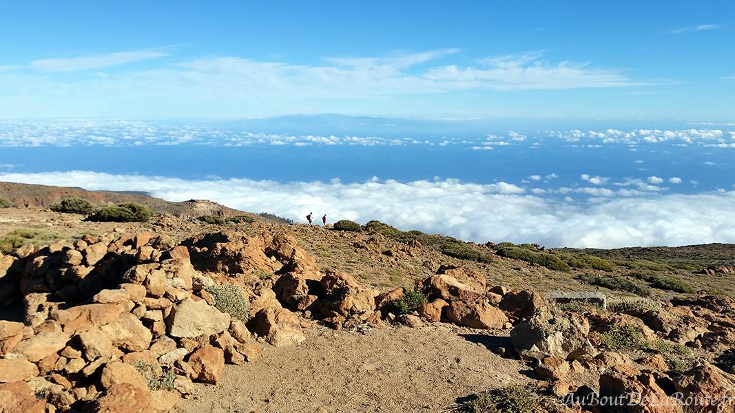 Vue sur Gran Canaria