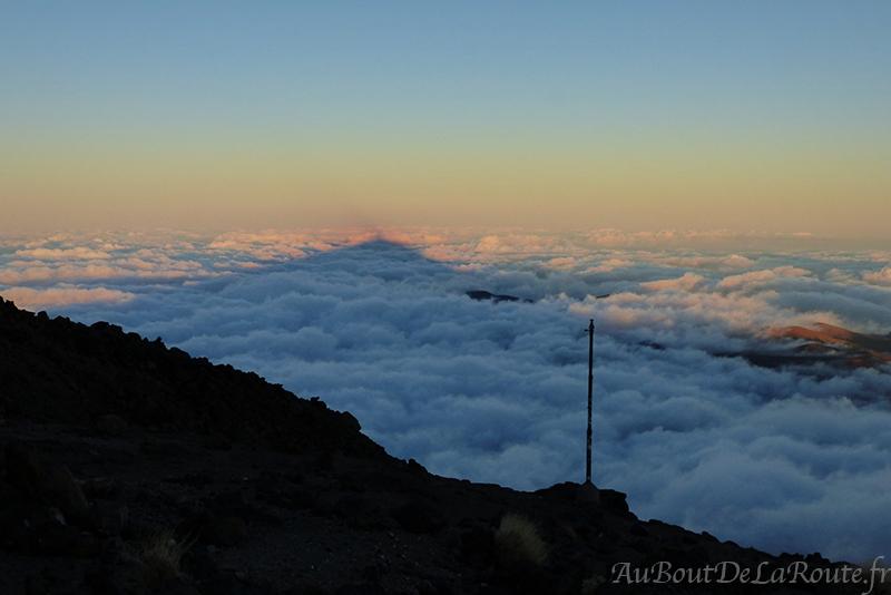 Ombre du Teide