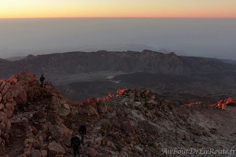 Sommet Teide