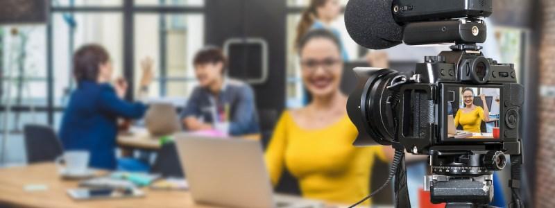 Start your business vlog