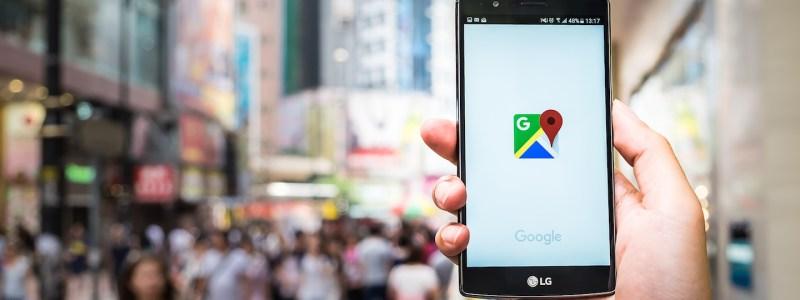 How to fix a broken Google map
