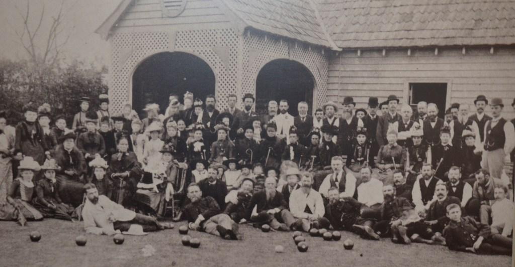 Auburn's Long history of social bowls