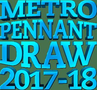 Metro Pennant Draw