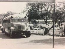 Original bus loop