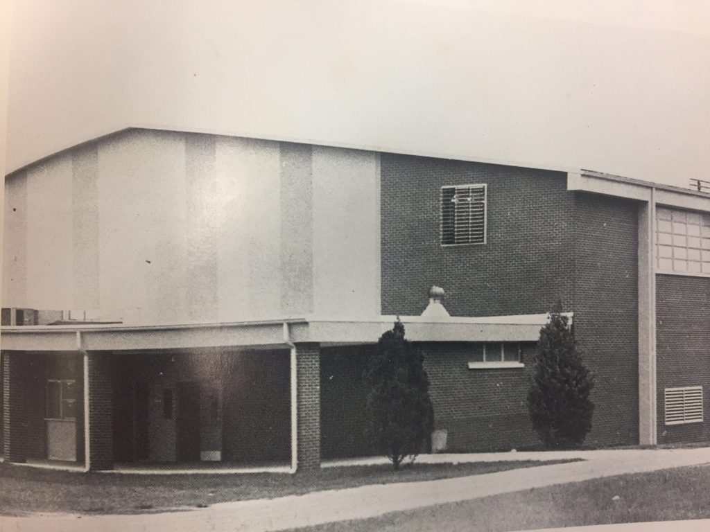 completed gym 1968