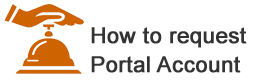 How to request ADA Fellowship Portal Login Account