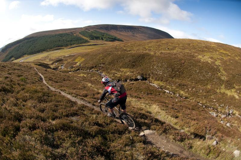 Braemar Mountain Biking