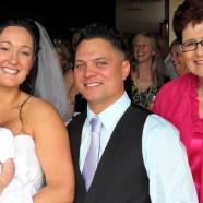 Shane and Faith Lunjevich's Wedding