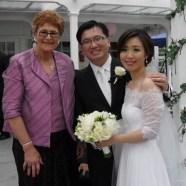 Tim and Kaye Fan's Wedding