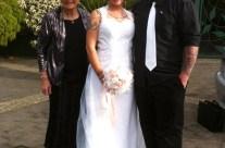 Chantelle and Kharlos Richardson's Wedding