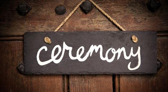 Choose a great wedding celebrant