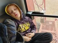 Tired Nolan