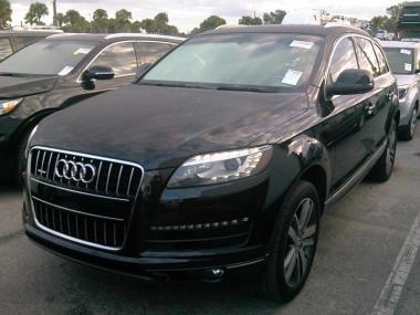 Used Audi Q7 Car For Sale In Nigeria