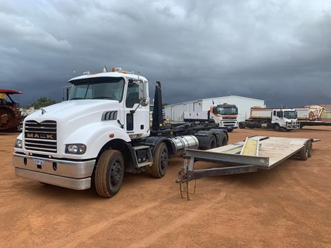 Truck & Machinery Auction