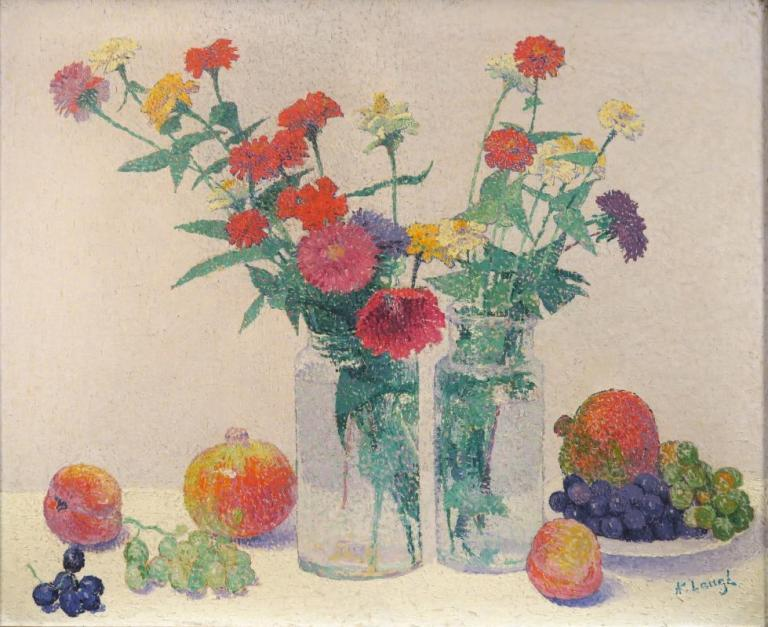 Achille Laugé (1861-1944) vente aux enchères