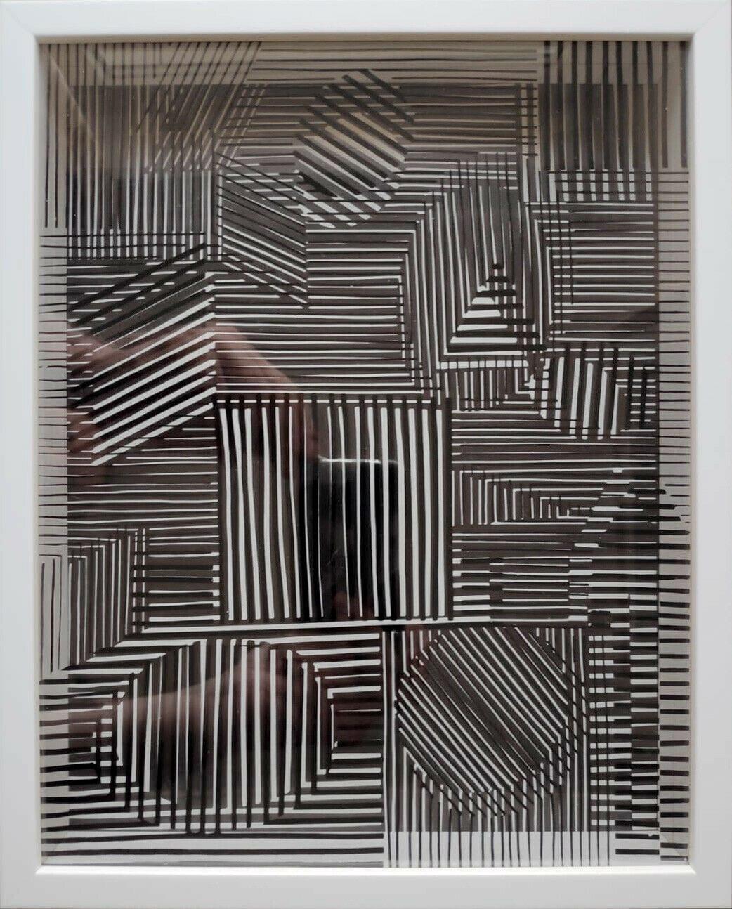 Victor Vasarely - Cinétique 5