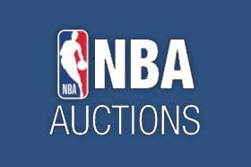 Bid in Auctions From NBA Auctions Ending Every Thursday Night