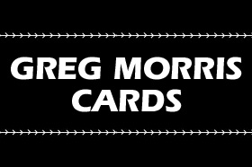 Greg Morris Cards Offers 1000's of Daily Auctions of Sports Cards and More