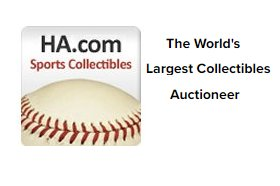 Heritage Sports Auctions February 23-24, 2019 Platinum Sports Auction – In Progress