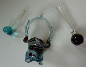 Murano and Caithness Glassware