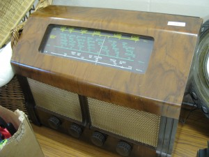 Stereo Valve Radio