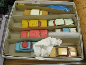 Corgi Cars Collection