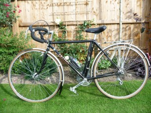 FW Evans Lightweight Tourer
