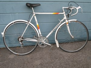 Peugeot Carbolite road bike