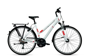 Brand new ladies Kalkhoff Voyager touring bike - Sold for £300