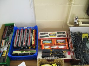 Hornby Trains - Sold for £125