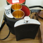 Stirrup cups and hip flasks
