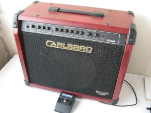 Carlsboro Guitar Amplifier GLX-40