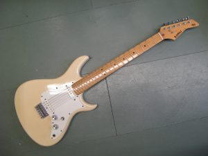 Fane Hondo Series 760 Stratocaster copy from the 70-80s. Professionally set up – Ready to play