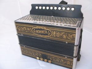 Hohner 10 Button Melodeon in G