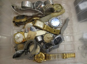 Lot 134 - Collection of Wrist Watches - Sold for £80