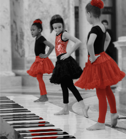 Ballet on the Piano