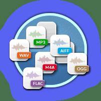 Audacity Feature Export