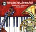 BRAHMS: Horn Trio; MOZART: Horn Quintet – Opening Day