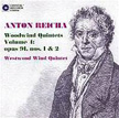 REICHA: Woodwind Quintets Nos. 3 & 4 – Westwood Quintet – Crystal
