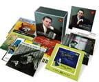 Byron Janis, piano – The Complete RCA Album Collection = Works of BEETHOVEN, SCHUBERT, CHOPIN, GERSHWIN, BRAHMS, SCHUMANN, RACHMANINOV, MUSSORGSKY, J. STRAUSS, LISZT & GROFE – with Chicago, Boston, Hugo Winterhalter orchestras – RCA (11 CDs + 1 DVD)