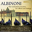 ALBINONI: The Collected Concertos for Oboe and Strings – Anthony Robson, oboe/ Catherine Latham, oboe/ Collegium Musicum 90/ Simon Standage – Chandos (3 CDs)