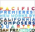 """""""Pacific Premieres"""" – Works of GORDON GOODWIN, VINCE MENDOZA, PATRICK WILLIAMS & JEREMY COHEN – Quartet San Francisco – ViolinJazz"""