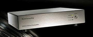 Nova II Phono PreampliferSRP: $1200