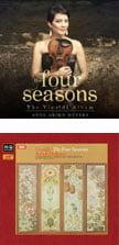 The Four Seasons/ The VIVALDI Album – Anne Akiko Meyers – v./ The English Chamber Orch. – E1 MusicVIVALDI: The Four Seasons – Itzak Perlman, v. & cond./ London Philharmonic Orch.– HiQ Records