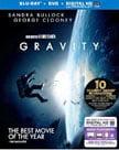 Gravity, 3D Blu-ray (2013)