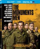 The Monuments Men, Blu-ray (2014)