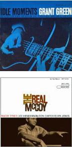 Blue Note Vinyl Reissue Series I